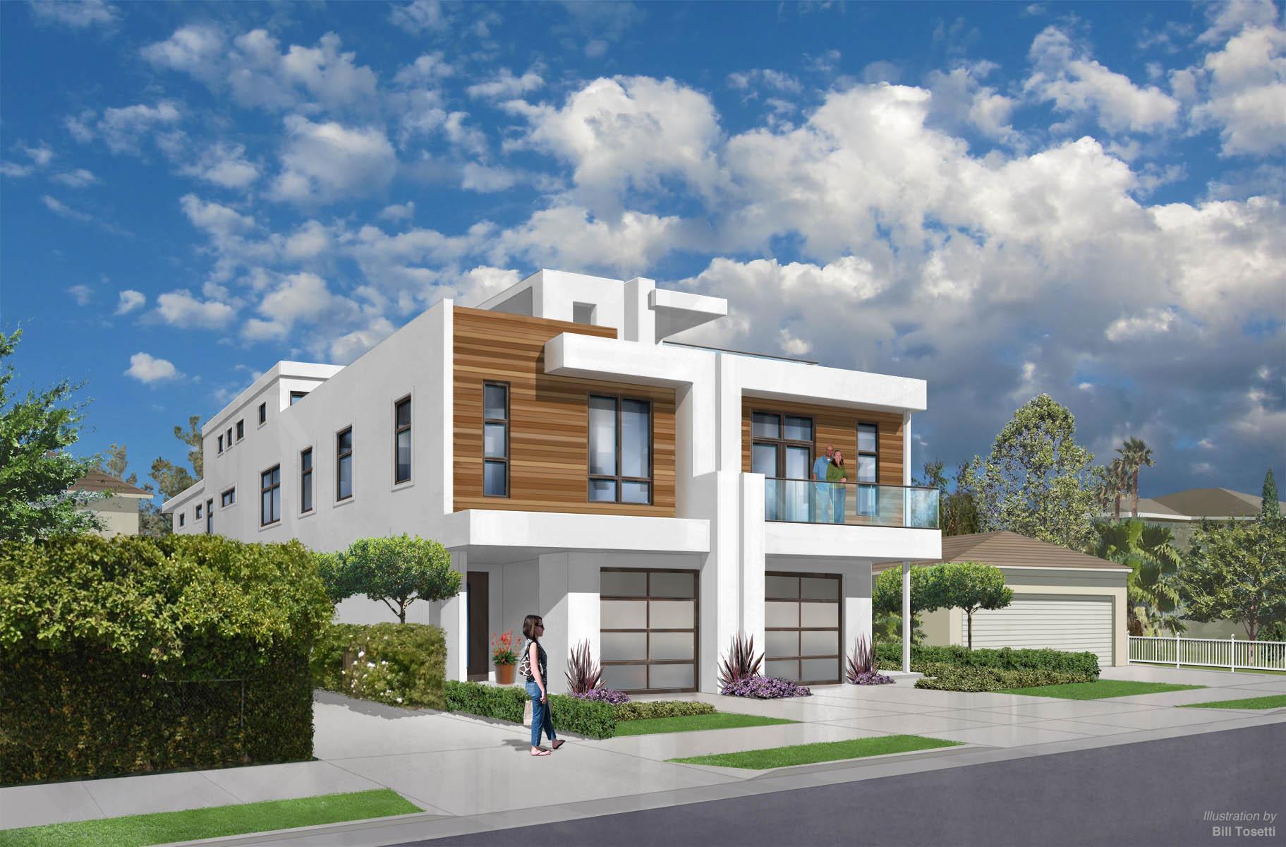 Apartment Complex Los Angeles, CA