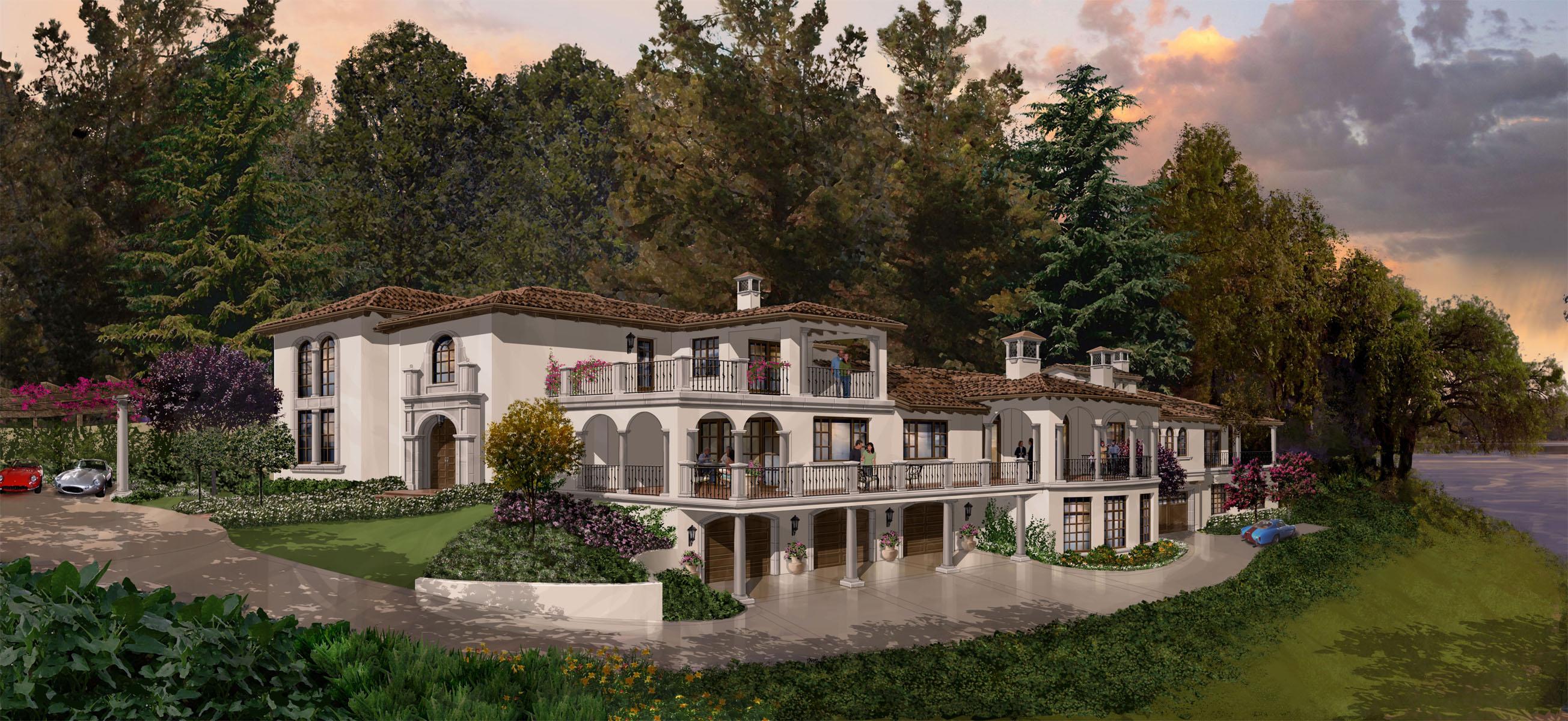 Private Residence Lake Sherwood, CA