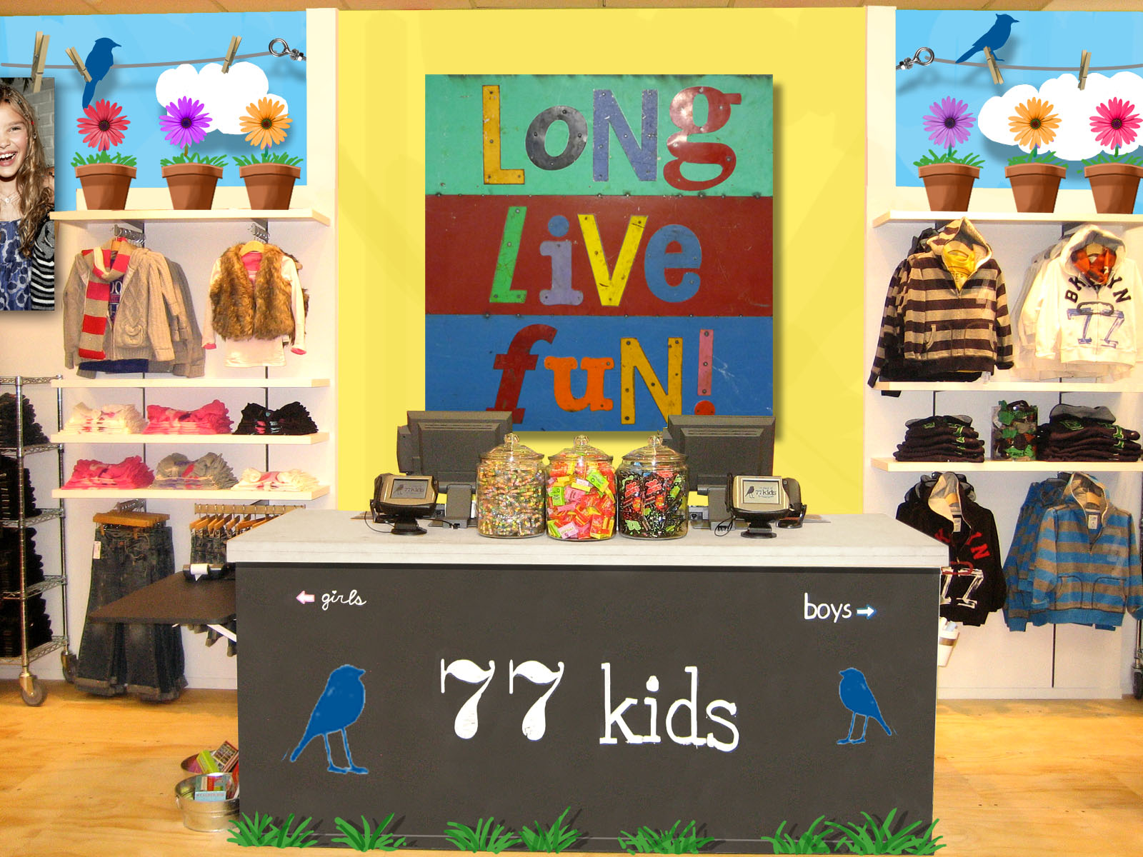 77 Kids by American Eagle Pittsburgh, PA