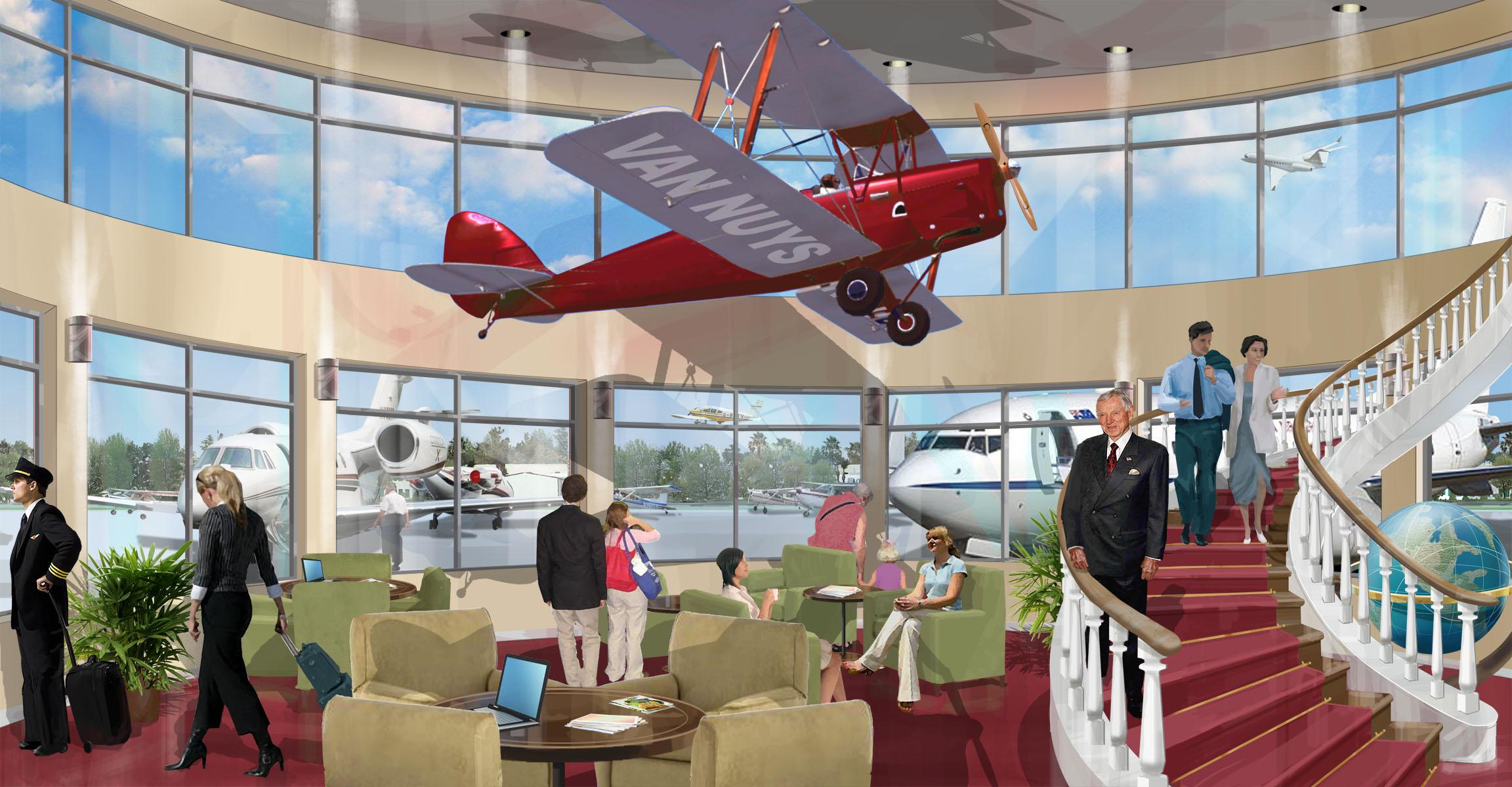 Van Nuys Airport Van Nuys, CA